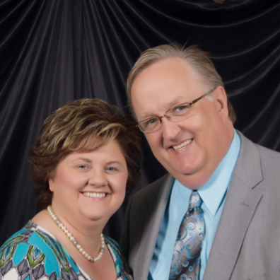 Ron and Lisa Johnson